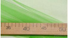Ткань Фатин Средней Жесткости зеленый