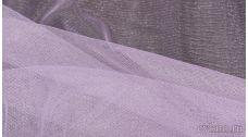 Ткань Фатин Средней Жесткости светлый сиреневый
