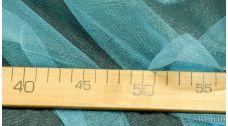 Ткань Фатин Средней Жесткости цвета бирюзы