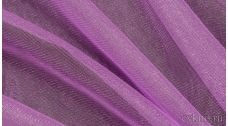 Ткань Фатин Средней Жесткости цвета сирени
