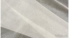 Ткань Фатин Средней Жесткости цвета айвори