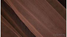 Ткань Сетка Мягкая нежного розового оттенка