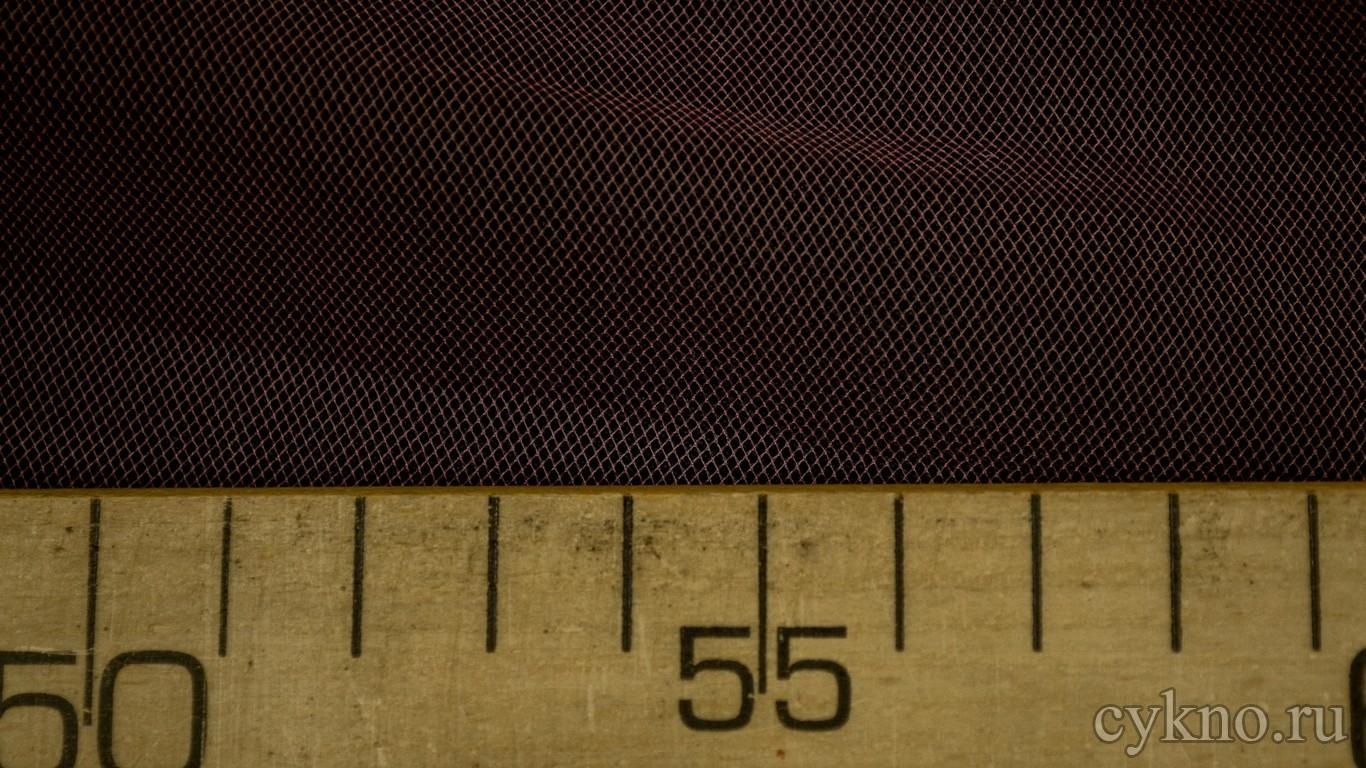 Ткань Сетка Мягкая пастельно-розового оттенка