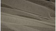 Ткань Сетка Мягкая Серая