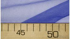 Ткань Сетка Мягкая Синяя