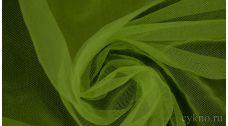 Ткань Сетка Мягкая Оливковая