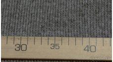 Ткань Трикотаж Шерстяной вязаный благородного серого цвета