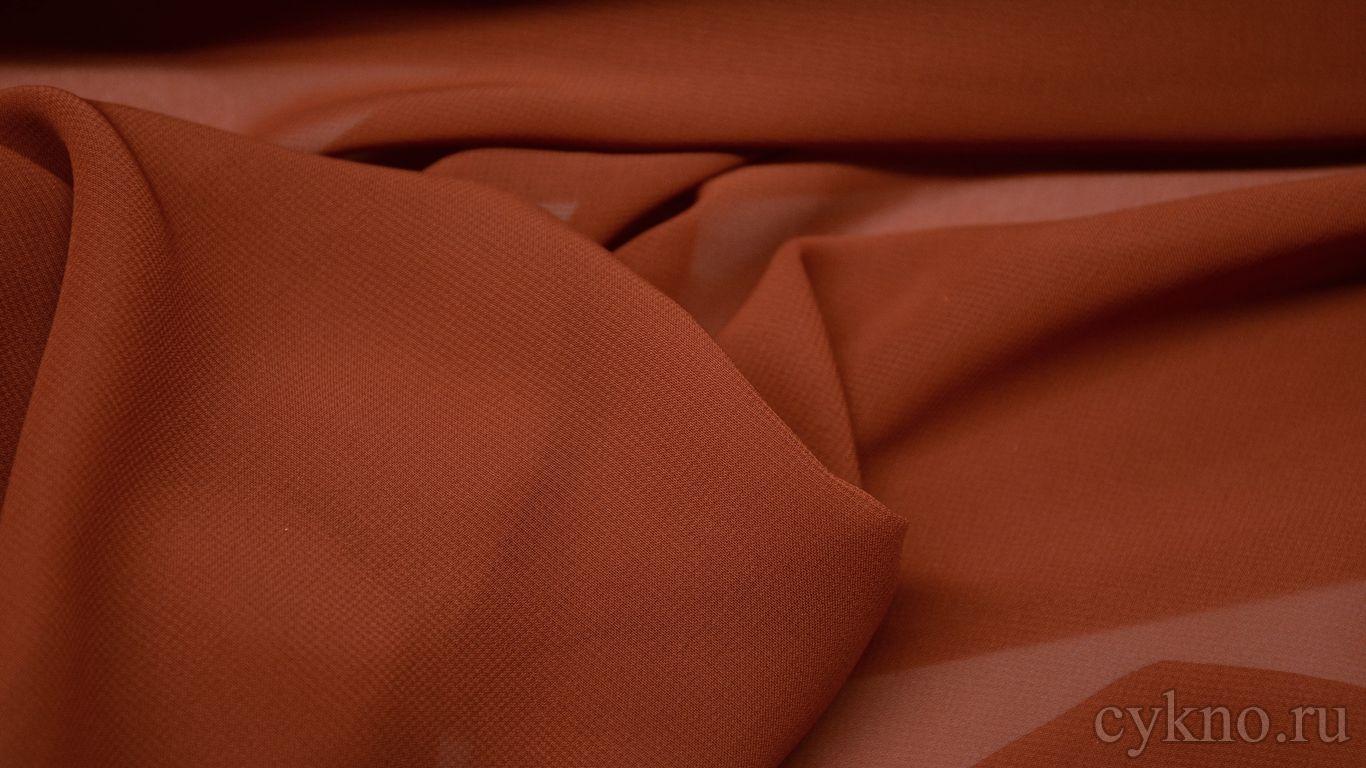 Шифон цвета молочного шоколада