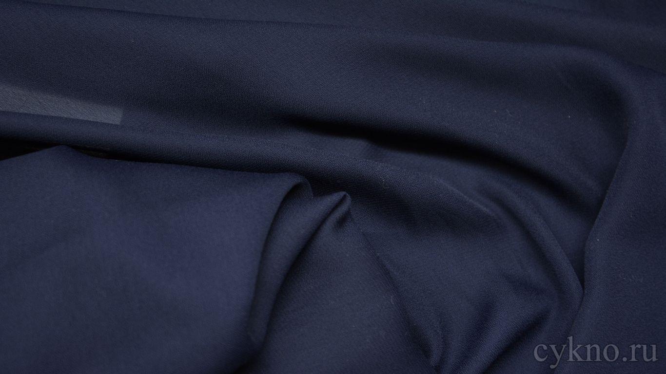 Шифон темно-фиолетовый