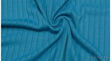"""Ткань Трикотаж бирюзового цвета """"Камерино"""""""