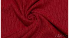 """Ткань Трикотаж красного цвета """"Феррара"""""""