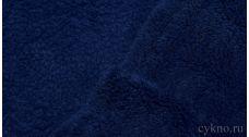 Мех темно-синий
