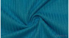 Ткань Трикотаж хлопковый в бирюзовом цвете