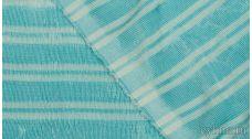Ткань Трикотаж Голубой в полоску