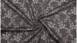 Ткань Трикотаж Серебряно-серый