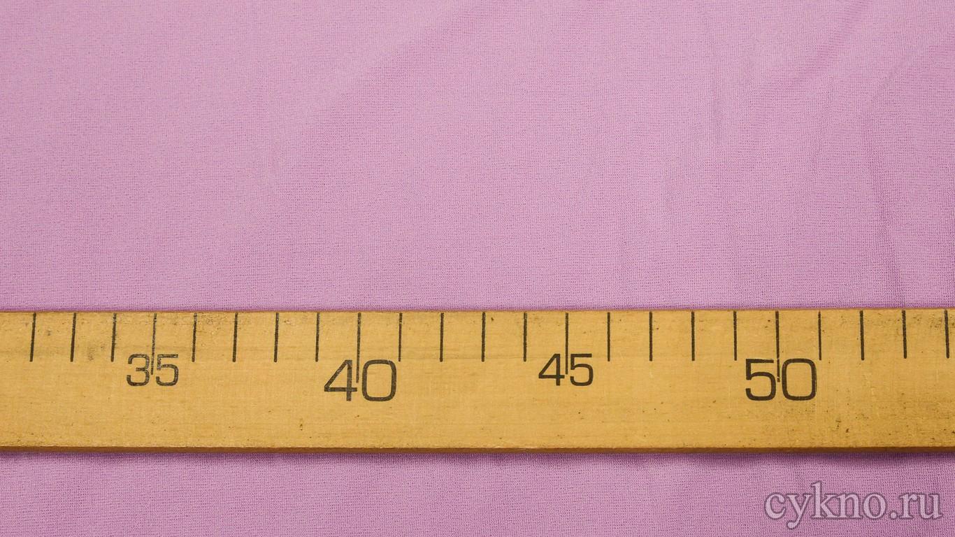 Ткань Трикотаж Бледно-фиолетовая
