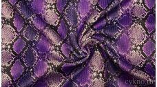 Ткань Трикотаж Фиолетовая