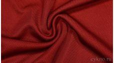 Ткань Трикотаж Алая