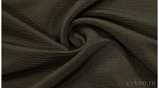 Ткань Трикотаж Серо-зеленый