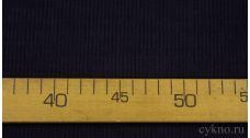 Ткань Трикотаж Темно-синяя