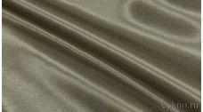 Ткань Плательная зеленовато-серая