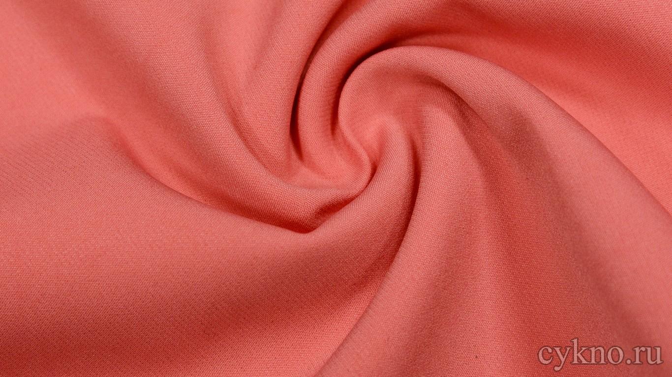 Ткань Костюмная Розовая