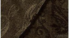 """Ткань Твид светло коричневый шерстяной """"Отранто"""""""