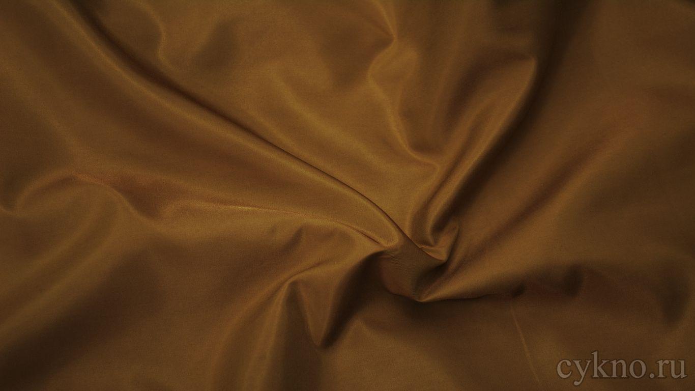 Плательная ткань с эффектом замшы светло-коричневая