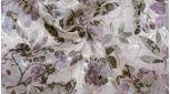 Ткань Жаккард сиренево-серый