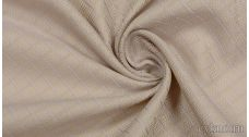 Ткань Жаккард с геометрическим рисунком в пастельных тонах