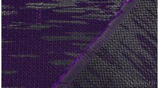 "Ткань Жаккард фиолетовый ""Хичжоу"""