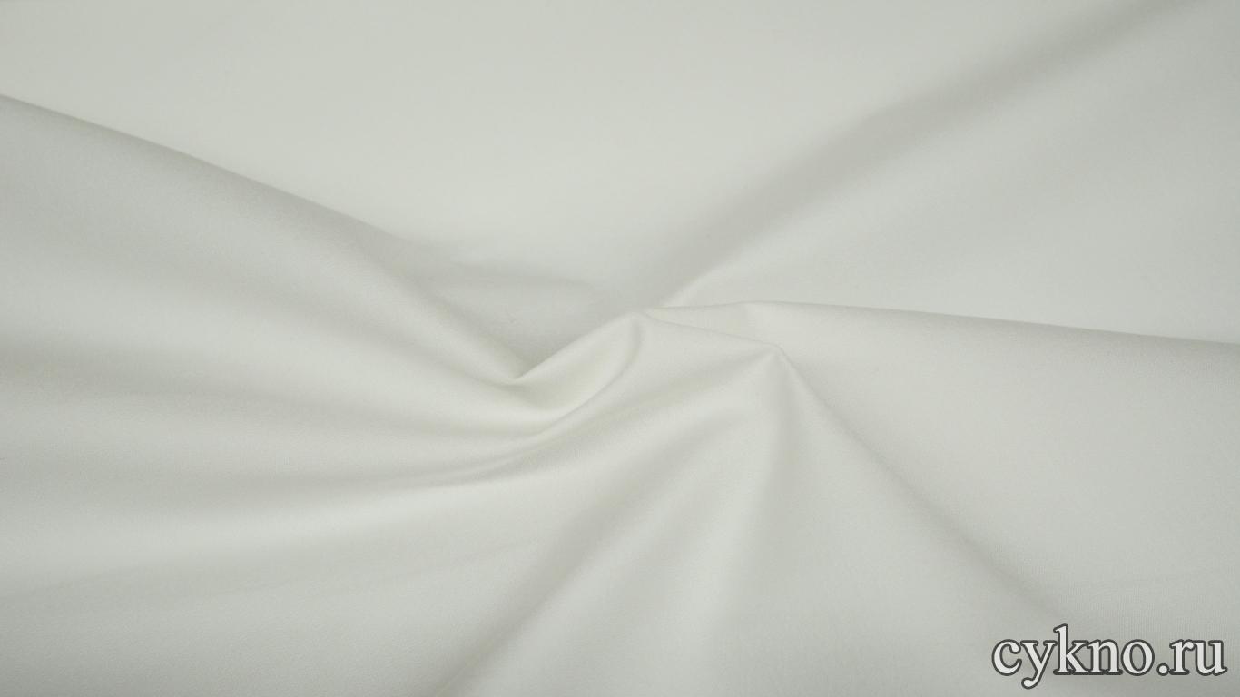 Вискоза костюмная айвори плотная