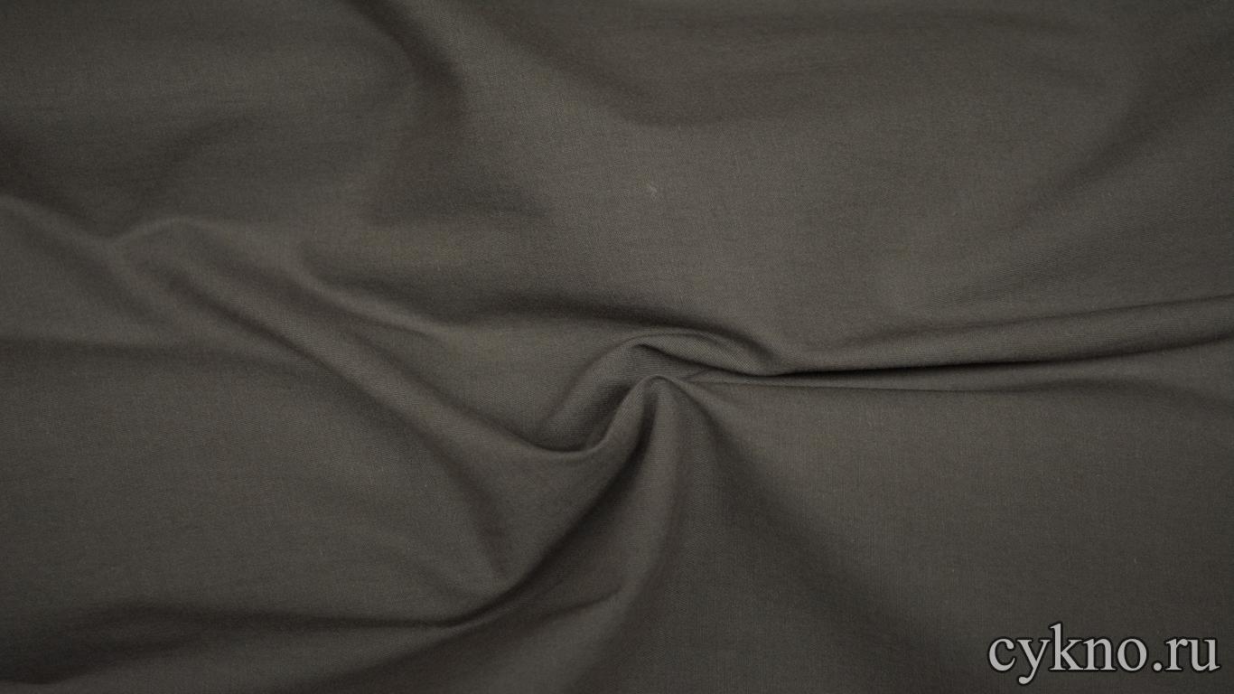 Вискоза костюмная цвета асфальта