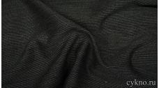 Вискоза костюмная в мелкую полоску