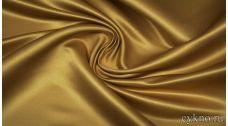 Костюмная ткань золотая