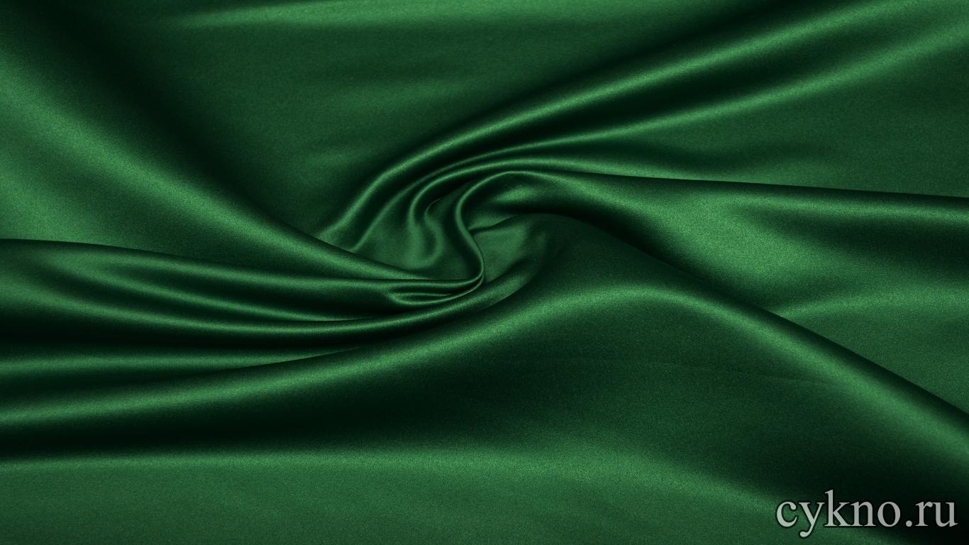 Костюмная ткань зеленая
