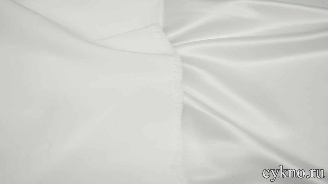 Костюмная ткань белая