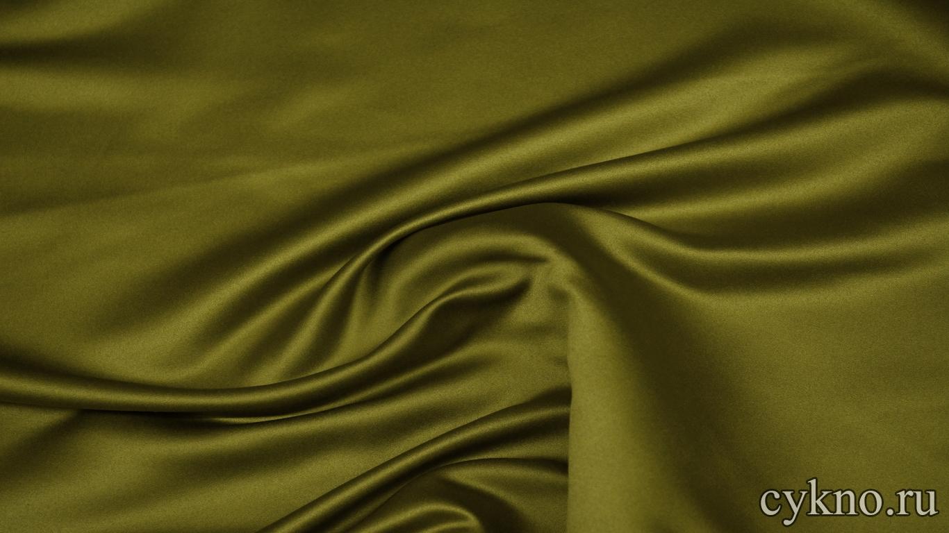 Костюмная ткань хаки